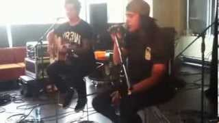 Kissing In Cars - Pierce The Veil Acoustic in Seattle