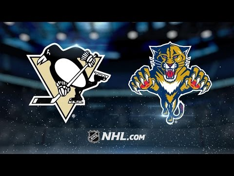 Penguins rally late to down Panthers