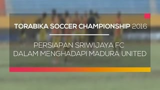 Video Gol Pertandingan Sriwijaya FC vs Madura United