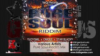 Pure Soul Riddim Mix (NeQz Records) (Official Audio 2019)