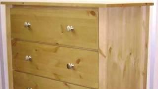 Newyork Shaker Bedroom Furniture
