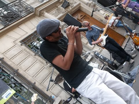 LIVE Streets Of Philadelphia (Bruce Springsteen Cover) Street Musicians, Band, Buskers