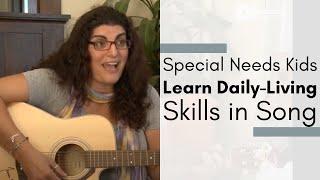 Special-needs kids learn daily-living skills in song: Susan Davis Warren