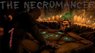 Lets Become: The Necromancer - Ep1 - Skyrim Build