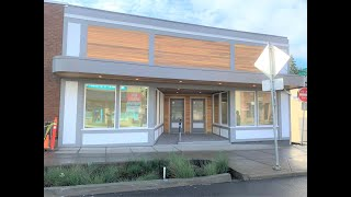 Multnomah Village Building Gets A Facelift By North Rim Commercial Properties