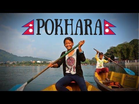 IS POKHARA, NEPAL WORTH VISITING? Tour of the Beautiful Phewa Lake
