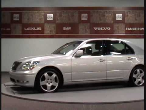 2006 Lexus LS 430 - YouTube