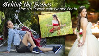 Maria Quince-Behind the Scenes