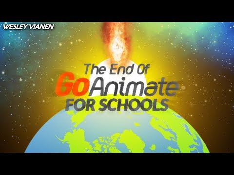 The End Of GoAnimate For Schools (A Vyond Short Film)