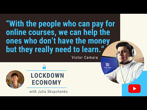 lockdown-in-a-business-consultancy-with-victor-camara