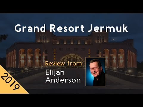 Grand Resort Jermuk 5⋆ Review 2019