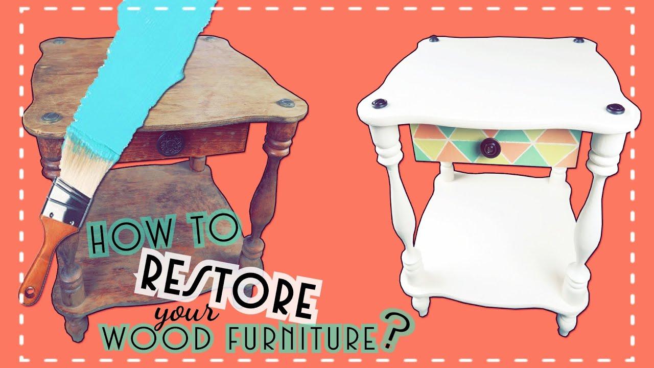 Diy restore your old furniture youtube youtube premium solutioingenieria Gallery