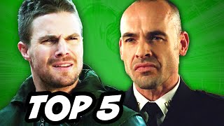 Arrow Season 3 Finale Trailer and Episode 18 Breakdown