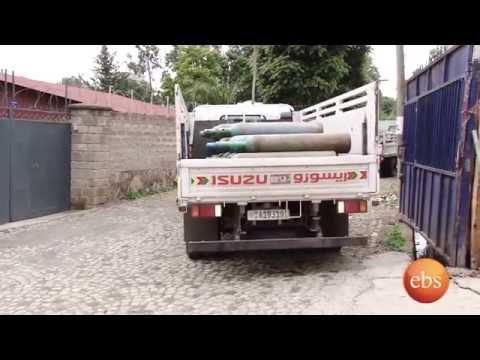 Semonun Addis coverage on Gast Solar Mechanics PLC.