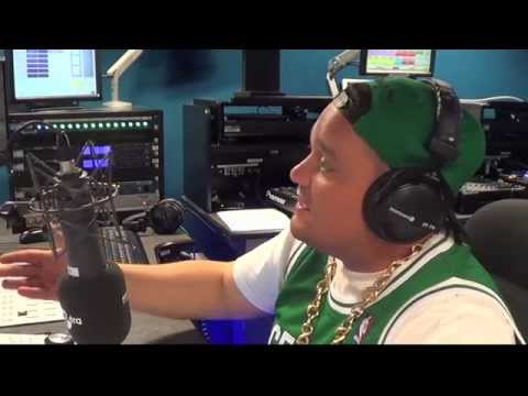 DJ Mustard Interview with Charlie Sloth