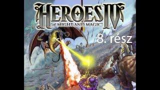 Küklopsz erő. Heroes of Might and Magic 4 végigjátszás 8.rész.