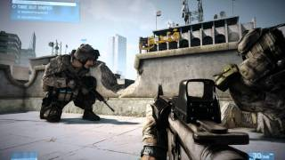 Battlefield 3 - PC SP Gameplay Max Settings