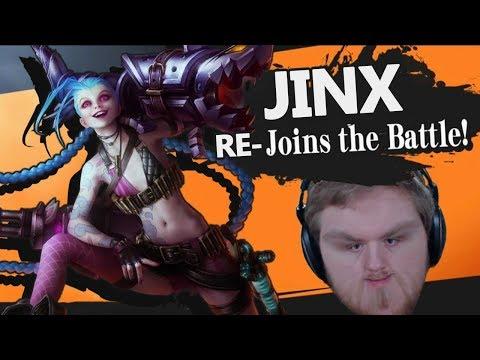 JINX W BUFF MAKES IT ALMOST INSTACAST!! NEW TOP TIER ADC IN SEASON 9?!