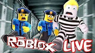 PLAYING ROBLOX live! COME PLAY!
