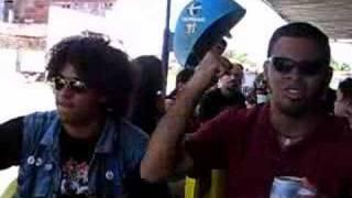 Thiago Satyr e Artr00 cantando Nagellstev