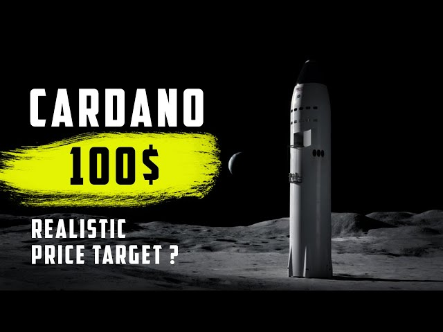 Cardano : The Most Realistic Price Target (5x, 10x or 100x?)