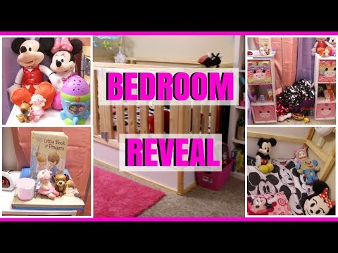 2 DAUGHTERS IN 1 ROOM + SPECIAL NEEDS | Room Reveal