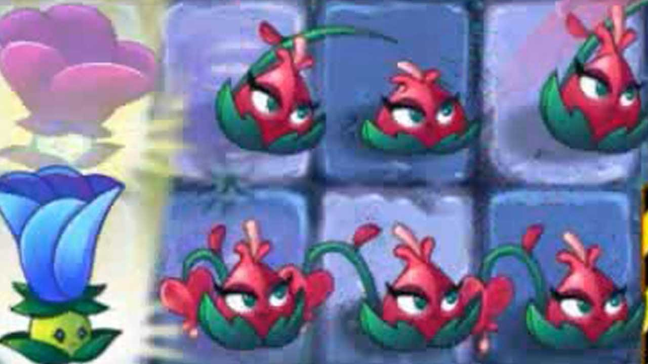 Plants vs Zombies 2 - Blooming Heart in Dark Ages - YouTube