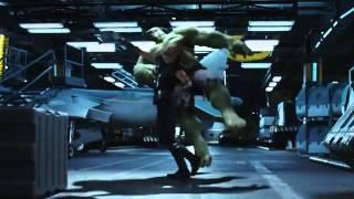 Hulk VS Thor HD YouTube THE AVENGERS ( Biet Doi Sieu Anh Hung )