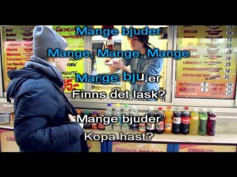 Mange Bjuder (Karaoke-Music Video HD).avi