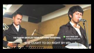Download Video The Banery Cover ( TICKET TO RIDE ) MP3 3GP MP4