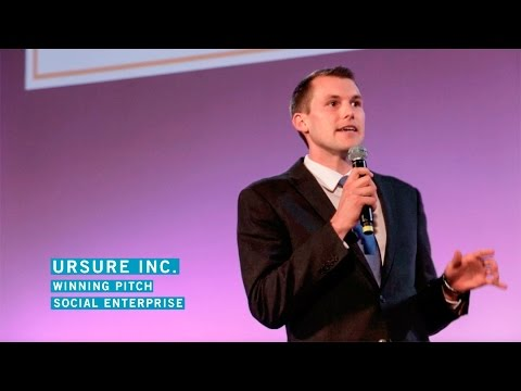 UrSure, Inc. wins 2016 New Venture Competition Social Enterprise Track