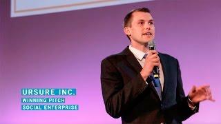 UrSure, Inc. wins 2016 New Venture Competition Social Enterprise Track