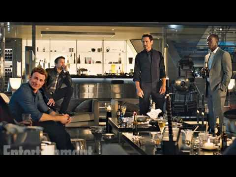AVENGERS: AGE OF ULTRON First Official Images Hit The Web - AMC Movie News
