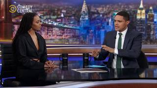 Solange Knowles and launching her record label Saint Records | The Daily Show | 13 December 2019