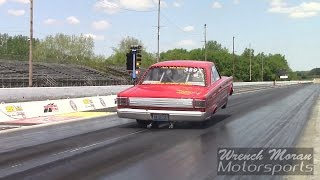 Plymouth Satellite Drag Racing Chrysler Power Classic