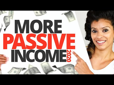 PASSIVE INCOME: Make More Money In 2020!🔥