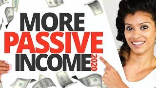 PASSIVE INCOME: Make More Money In 2020!🔥