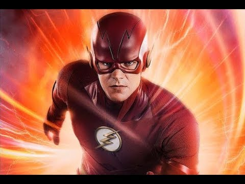 Flash-Powers and Fight Scenes-Part 5