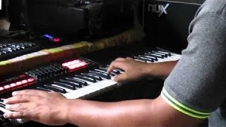 Roland xps 10 Indian Loops and tones Demo