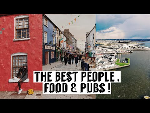 Our Favorite City In Ireland ! *Galway Vlog*