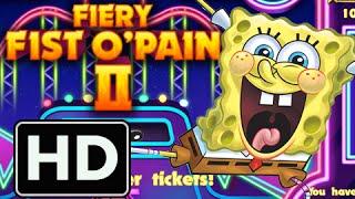 Spongebob Glove Universe : Fiery Fist O Pain II