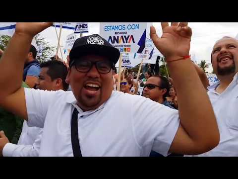 En Veracruz, lo mejor está por venir: Ricardo Anaya.