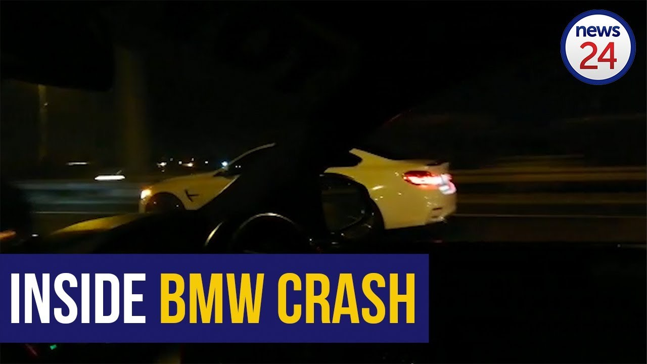 Watch Passenger In Bmw Horror Crash A Real Possibility Youtube