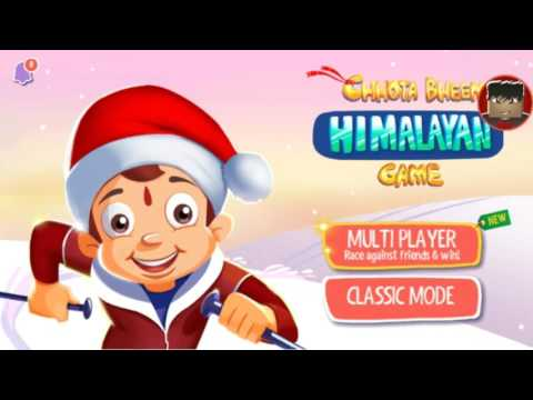 Chhota Bheem Himalayan Game | Christmas Update HD 1080p Andr