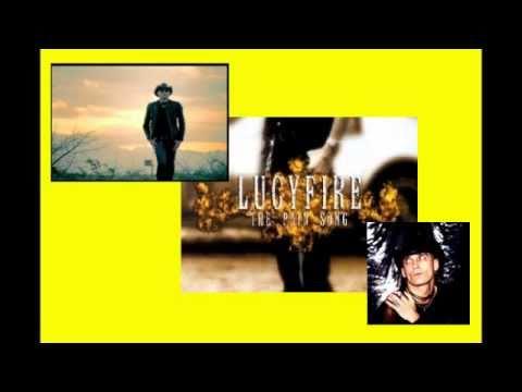 Lucyfire - The Pain Song (different version)... EBM euro dance Lucifire Lucifer Johan Edlund Tiamat