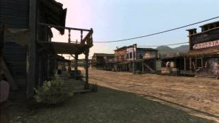Ambient Red Dead Redemption - Armadillo 1