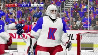 ZOH 2018 Cesko Korea NHL 18