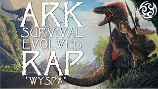 """♫ ARK SURVIVAL EVOLVED RAP [PL] - """"Wyspa""""   Slovian (prod. RaccoonBetz)"""
