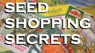 Shopping Secrets Seed Companies Don't Want You To Know - Save Up To 75%