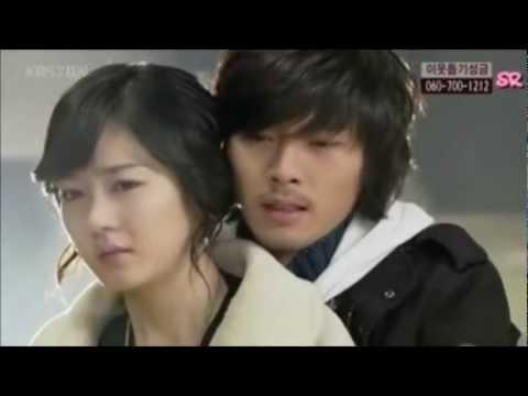 Korean Drama Snow Queen (Revisiting High school with Bo-Ra scene)